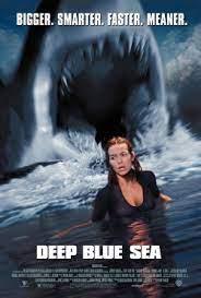 รีวิวเรื่อง DEEP BLUE SEA (1999
